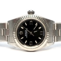 Rolex Oyster Perpetual 26 Acero Azul