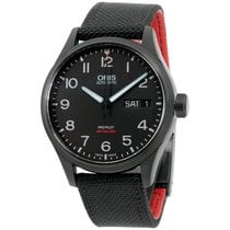 Oris Air Racing Edition V Steel 45mm Black Arabic numerals United States of America, New Jersey