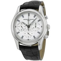 Frederique Constant Vintage Rally Steel 43mm Silver United States of America, New Jersey