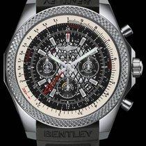 Breitling Bentley B04 GMT Steel 49mm Black