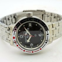 Vostok Steel 41mm Automatic new