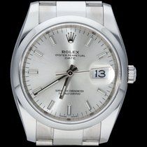 Rolex 115200 Acier 2013 Oyster Perpetual Date 34mm occasion