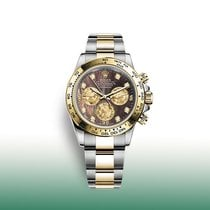 Rolex Daytona Gold/Steel 40mm Mother of pearl No numerals United States of America, New York, New York