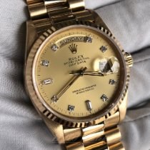 Rolex Day-Date 36 Yellow gold 36mm Gold No numerals United States of America, Texas, Frisco