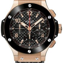 Hublot Big Bang 44 mm Rose gold 44mm Black Arabic numerals United States of America, Iowa, Des Moines