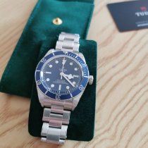 Tudor Black Bay Fifty-Eight Acier Bleu Sans chiffres France, sete