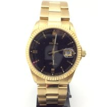 Festina Yellow gold No numerals 34mm pre-owned