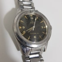 Omega pre-owned Automatic 38mm Black