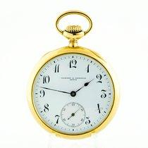 Vacheron Constantin Reloj usados 1908 Oro amarillo 45mm Arábigos Solo el reloj