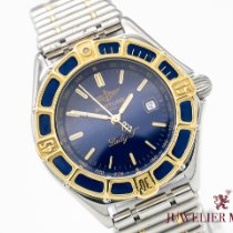 Breitling Lady J Steel 31mm Blue No numerals