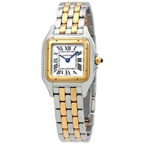 Cartier Panthère Steel Silver Roman numerals United States of America, New York, New York