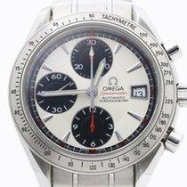 Omega Speedmaster Date Steel 40mm White No numerals United Kingdom, Kings Langley