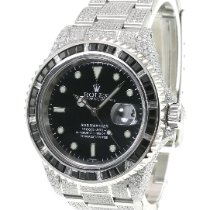 Rolex Submariner Date Steel 40mm Black No numerals United States of America, California, Sherman Oaks