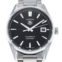 TAG Heuer Steel 39mm Automatic WAR211A.BA0782 pre-owned United Kingdom, Wilmslow