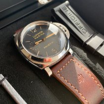 Panerai Steel 47mm Manual winding PAM 00422 pre-owned New Zealand, Auckland
