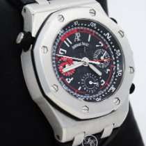Audemars Piguet Royal Oak Offshore Acier 42mm Noir Arabes