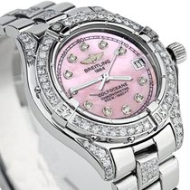 Breitling Colt Oceane Steel Mother of pearl United States of America, New York, New York