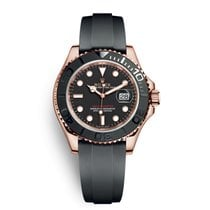 Rolex Yacht-Master 40 Rose gold 40mm Black No numerals United States of America, Florida, Miami
