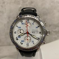 Longines Steel 42mm Automatic L2.618.4.11.2 pre-owned