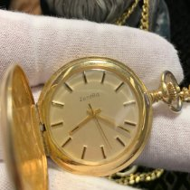 ZentRa Rose gold 35,7mm Manual winding 680128 pre-owned