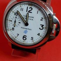Panerai Luminor Marina Steel 44mm White Arabic numerals United States of America, Florida, Miami