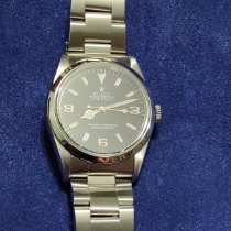 Rolex 14270 Steel 1998 Explorer 36mm pre-owned United States of America, New Jersey, Hoboken