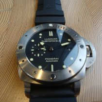 Panerai Luminor Submersible 1950 3 Days Automatic new 2011 Automatic Watch with original box and original papers PAM 00305