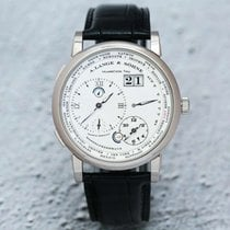 A. Lange & Söhne White gold 41.9mm Manual winding 116.039 pre-owned