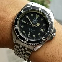 TAG Heuer Steel Automatic Professional Submariner 844/5 pre-owned Indonesia, Jakarta Barat