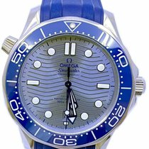 Omega Seamaster Diver 300 M Steel 42mm Grey No numerals United States of America, Florida