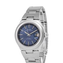Tudor Prince Oysterdate Steel 37mm Blue United States of America, New York, Hartsdale