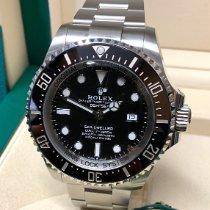 Rolex Sea-Dweller Deepsea Steel 44mm Black No numerals United Kingdom, Wilmslow
