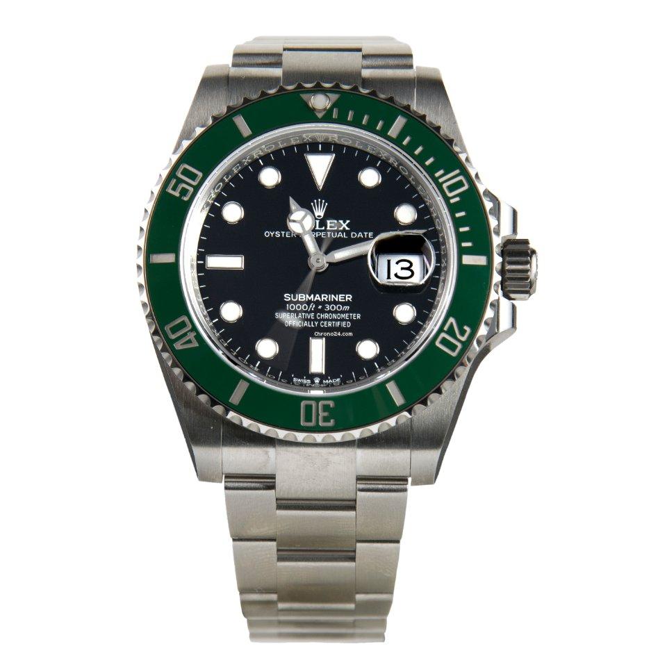 Rolex Submariner Date 126610lv Starbucks 2020 new