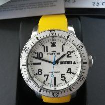 Fortis Acier 43mm Remontage automatique B-42 Marinemaster occasion