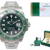 Rolex (ロレックス) 中古 自動巻き 40mm グリーン サファイアガラス 30 ATM