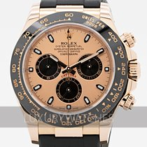 Rolex Ceramic Automatic Pink 40mm pre-owned Daytona