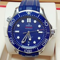Omega 210.32.42.20.03.001 Acier 2020 Seamaster Diver 300 M 42mm nouveau
