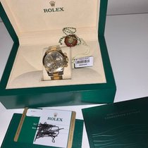 Rolex Daytona Guld/Stål 40mm Grå Inga siffror Sverige, stockholm