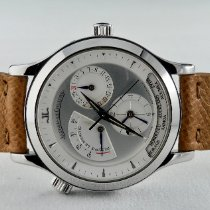 Jaeger-LeCoultre 142.8.92 Acero 1998 Master Geographic 38mm usados