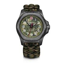 Victorinox Swiss Army I.N.O.X. 241927.1 Новые Углерод 43mm Кварцевые