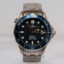 Omega 2551.80.00 Steel Seamaster Diver 300 M 36mm pre-owned United States of America, Virginia, Arlington