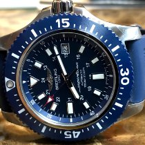 Breitling Superocean 44 Steel 44mm Blue United States of America, Pennsylvania, Philadelphia