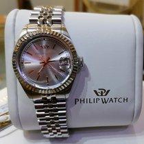 Philip Watch Reloj de dama Caribe 31mm Cuarzo nuevo Reloj con estuche y documentos originales