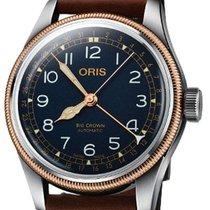 Oris 01 754 7741 4365-07 5 20 58 Steel 2020 Big Crown Pointer Date 40mm new