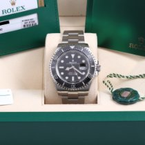 Rolex Sea-Dweller pre-owned 43mm Black Date Steel