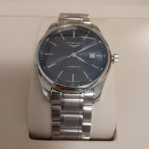 Longines L2.893.4.92.6 Steel 2018 Master Collection 42mm new