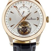 Jaeger-LeCoultre Master Tourbillon Rose gold 41mm Silver United States of America, Illinois, BUFFALO GROVE