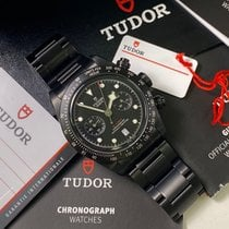 Tudor Black Bay Chrono 41mm Noir