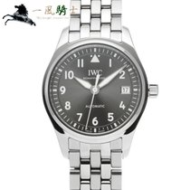 IWC Pilot's Watch Automatic 36 Acier 36mm Gris