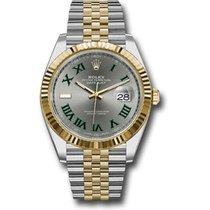 Rolex Datejust II 41mm Romanos